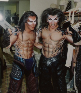 """Angelo Moio and Mark Moschello in """"Siegfried & Roy"""""""