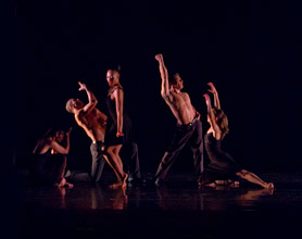 "Las Vegas Contemporary Dance Theater's ""Portraits"""