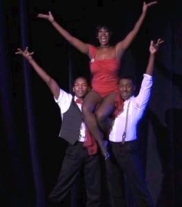 Vegas Vaudeville: Singer/dancer Deidre Lang
