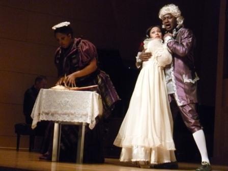 """UNLV Opera Theatre: Haydn's """"La Canterina"""""""