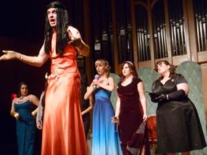 "UNLV Opera Theatre: Penhorwood's ""Too Many Sopranos"""